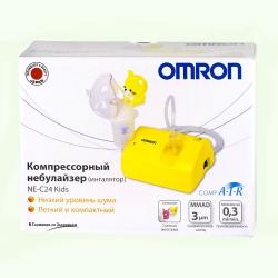 Ингалятор Омрон компрессорный детский CompAIR NE-C24 Kids Omron